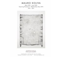 Mauro Koliva en New York