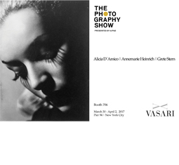 Vasari en AIPAD Photography Show New York